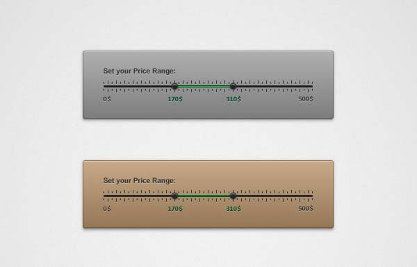 How to Create a Price Range Filter in Adobe Illustrator