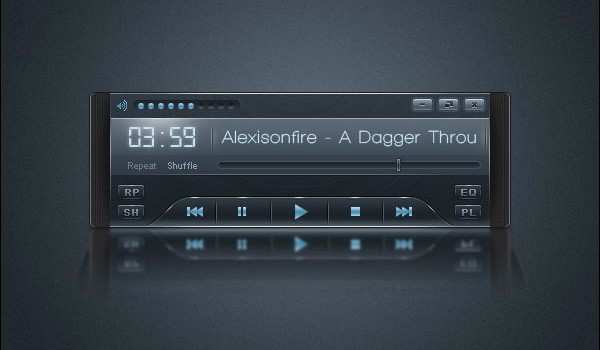 15 Photoshop Tutorials on How to Design User Interface