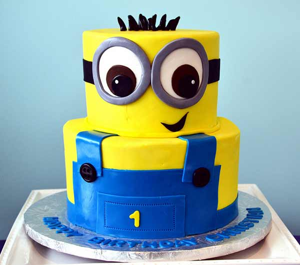 Cake Images Of Minions : Pin Pin Despicable Me 1366x768 Cartoon Wallpaper 1636 On ...