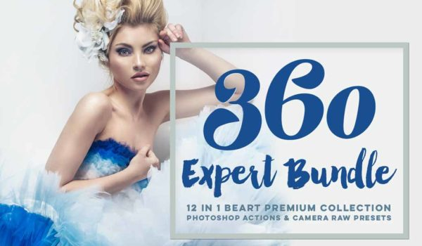 Bundle for Greatness: Premium Photoshop Actions