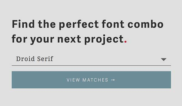 Best Google Font Combinations That Look Good Together