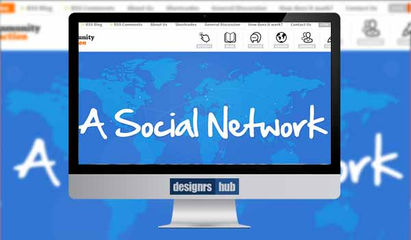 WordPress Websites: 15 Social Networking Themes