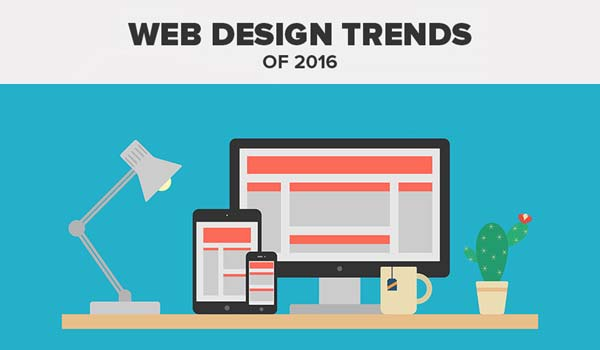 10+ Web Design Trends 2016 You Should Check Out