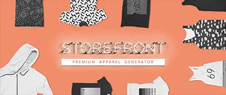 Bundle for Greatness: Storefront Apparel Mockups