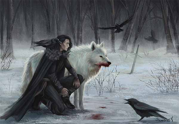 Jon Snow Artworks