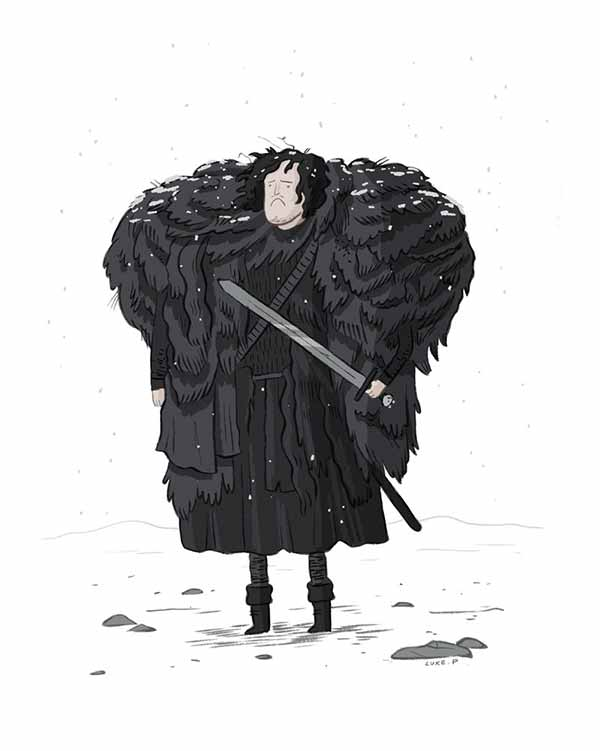 Cheer Up Jon Snow