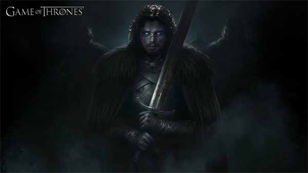 Game of Thrones: Wight Jon