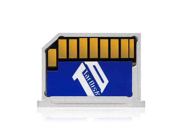 TarDisk – 2x Macbook Storage