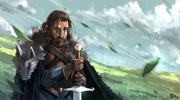 Ned Stark of Winterfell