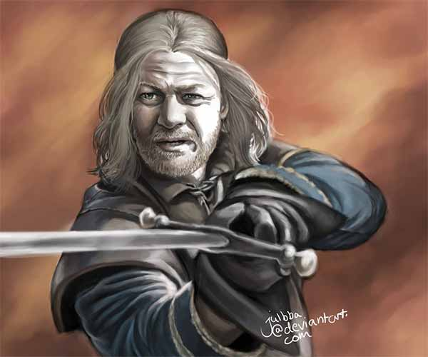 Ned Stark Fan Art