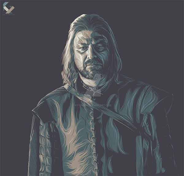 Eddard Stark from Winterfell