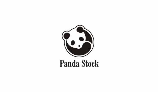 Panda Bear Logo Design