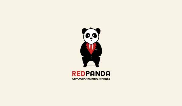 Red Panda Logo Design