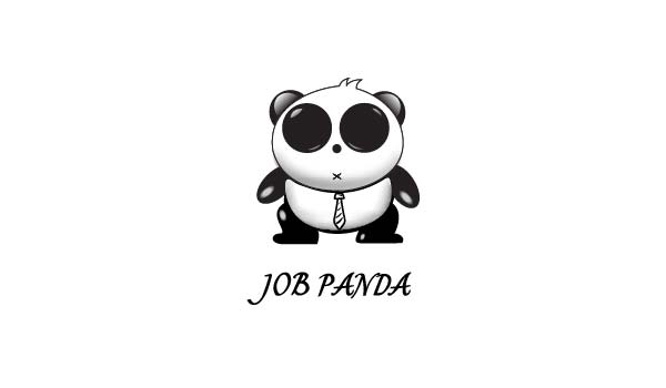 Job Panda Logo Designs