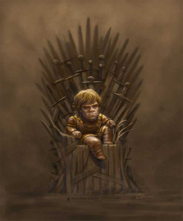 Tyrion Lannister Artwork