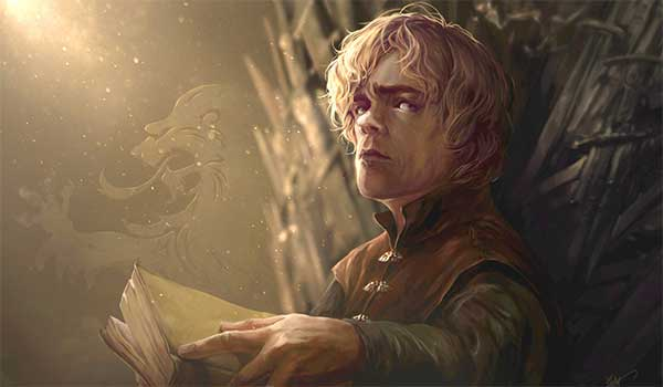 Tyrion Lannister Artwork Collection: 20 The Imp Fan Art