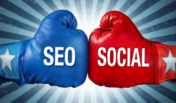 The Marketing War Between Social Media and SEO