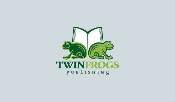 Twin Frogs Logo