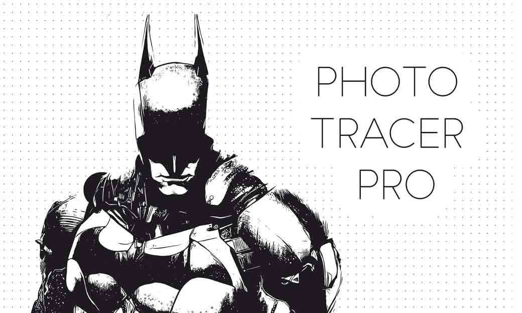 Photoshop Action of the Day: Photo Tracer Pro