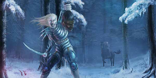 White Walkers Concept