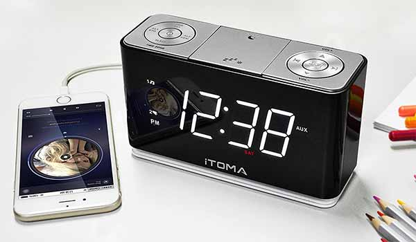 iTOMA: A Feature-Rich Alarm Clock