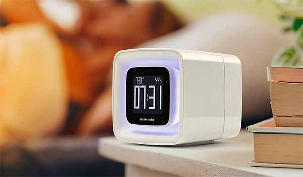 Sensorwake Alarm Clock and Scents