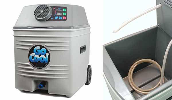 GoCool Portable Semi Truck Cab Air Conditioner
