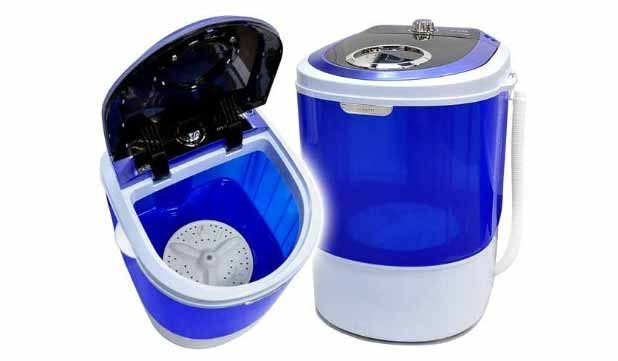 Panda Portable Compact Washer Washing Machine