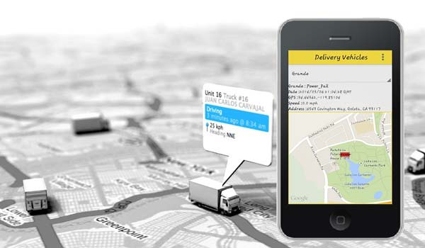 A Guide on How to Make a GPS Car Tracking Mobile App