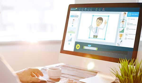 10 Free Tools to Create Animated Videos and Presentations