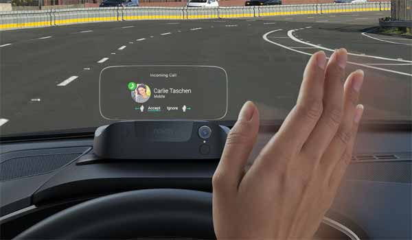 Product of the Day: Navdy Augmented Reality for your Car