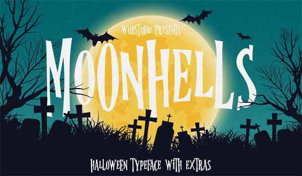 Moonhells for Halloween Party