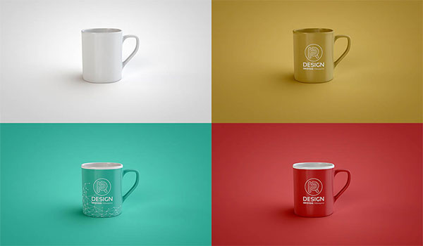 Free Coffee Cup Mockup Templates