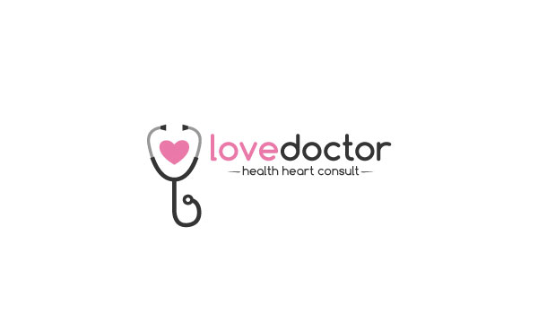 15 Stethoscope Logo Designs Perfect for Medical Professionals